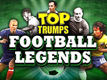 Top Trumps Football Legends — автомат с фриспинами